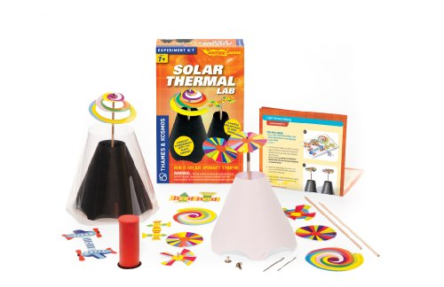 Thames and Kosmos Solar Thermal Lab Science Kit