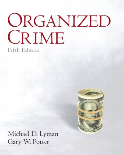 Organized Crime (5th Edition)