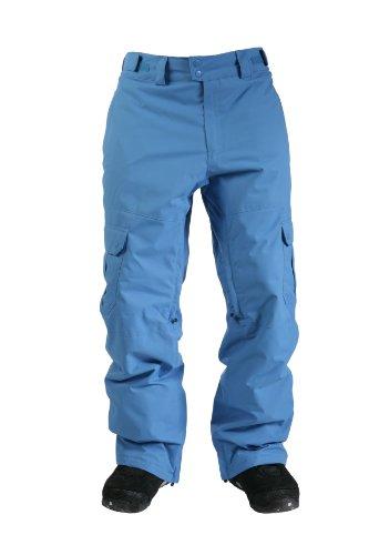 Below Zero pantaloni da uomo Monument, Uomo, blue flash, M