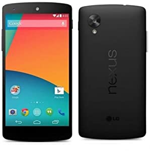 LG Google 32GB Nexus 5 UK SIM-Free Smartphone - Black