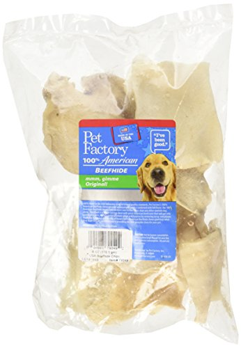 Artikelbild: PET FACTORY 79049 Rawhide Dog Chip, 6-Ounce by Pet Factory