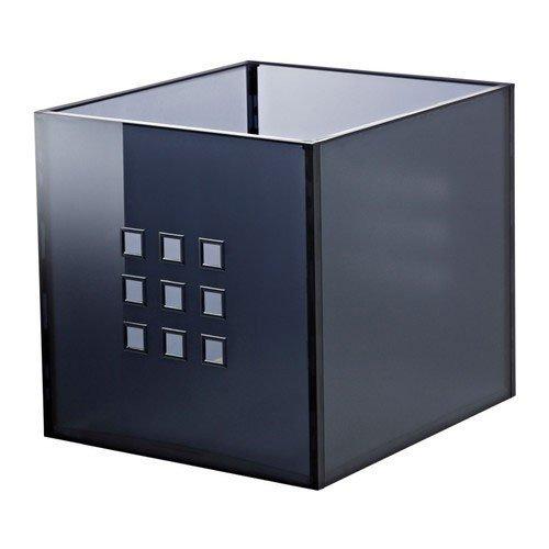 Ikea lekman scatola portatutto colore bianco for Adesivi mobili ikea