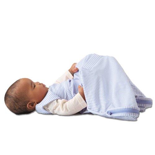 Merino Kids Baby Sleep Bag, 0-2 years, Cornflower