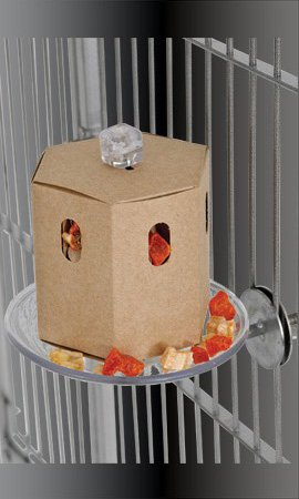Cheap Brand New, Caitec Foraging System Cage Mount Buffet Box (Sale Caitec Bird Toys – Foraging Toys) (MSS020-00736-RR|1)