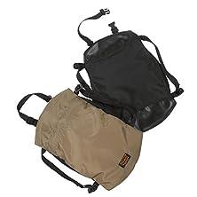 buy Safarisack 4.2 Black (No Fill, With Unpdadded Shoulder Strap)