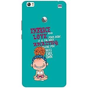 Embrace Love - Mobile Back Case Cover For Xiaomi Mi Max