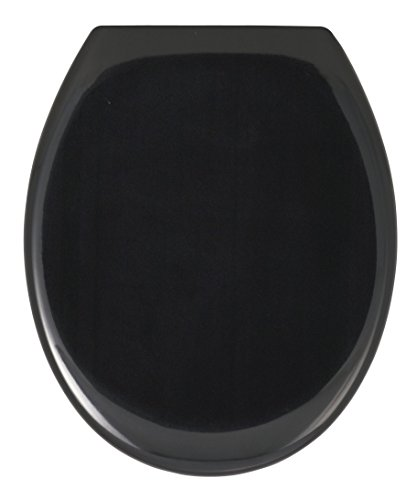 wc sitze toilettendeckel schwarz. Black Bedroom Furniture Sets. Home Design Ideas