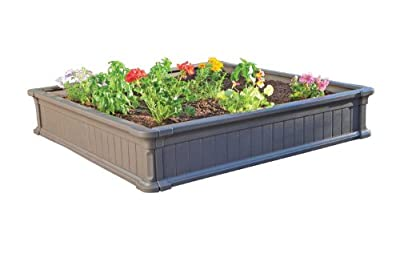 Lifetime Products 60065 Raised Garden Bed