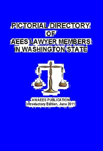 Pictorial Directory Of AEES Lawyer Members In Washington State