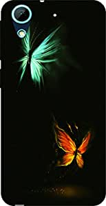 Eco Shopee Designer Printed BAck Cover For HTC 626 Article-107