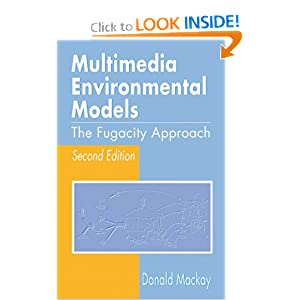 Multimedia Environmental Models The Fugacity Approach Donald Mackay