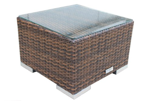 Rattan Garden Furniture, Miami Coffee Table inc FREE Luxury Outdoor Cover!