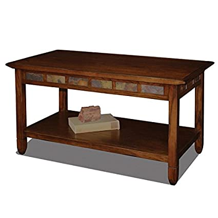 Metro Shop Favorite Finds Rustic Oak Coffee Table