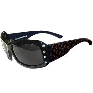 MLB Detroit Tigers Ladies Designer Sunglasses by Siskiyou Sports