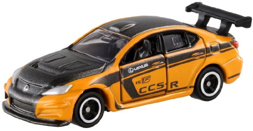 Tomica No.107 - Lexus IS F CCS-R (Box) - 1