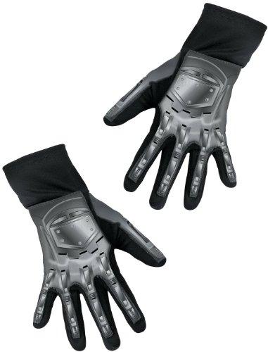 GI Joe Duke Costume Gloves - 1