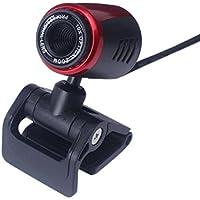 Ularmo USB 2.0 HD Webcam Camera Web Cam With Mic For Computer PC Laptop Desktop