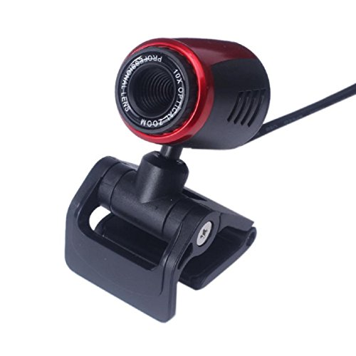 Ularmo USB 2.0 HD Webcam Camera Web Cam With Mic For Computer PC Laptop Desktop