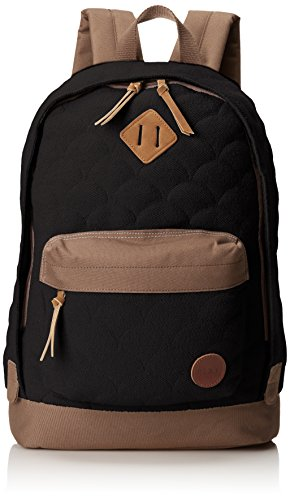Roxy Juniors Far Away Backpack, True Black, One Size image