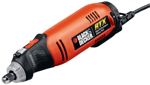 Black & Decker RTX-B 3 Speed RTX Rotary Tool with Storage Case