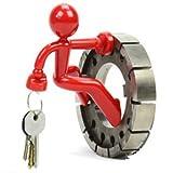 Creative Gift Key Pete Doorman Magnetic Keychain