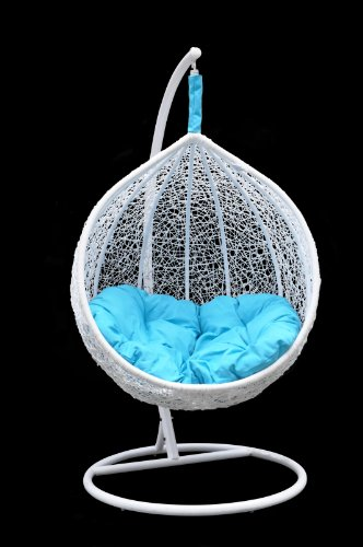 Ceri - Vibrant Outdoor Swing Chair Great Hammocks - Model - CW003 WT image