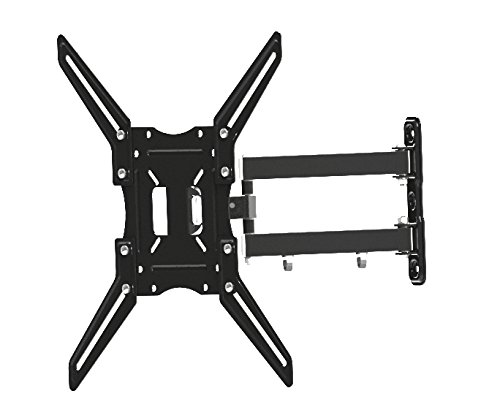 Safstar TV Wall Mount Bracket Full motion Swivel Tilt and Rotate for Most 32