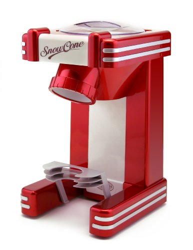 Review Nostalgia Electrics RSM-702 Retro Series Single-Serve Snow Cone Maker