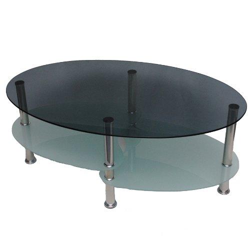 Glastisch-Couchtisch-Wohnzimmer-Oval-8-mm-ESG-Sicherheitsglas-Rauchglas