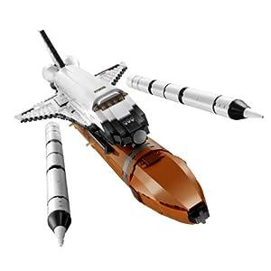 レゴ スペースシャトル