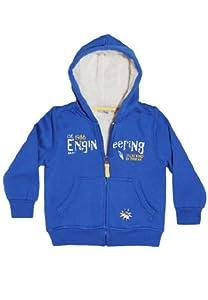 Blue Seven Sweat jacket with hood