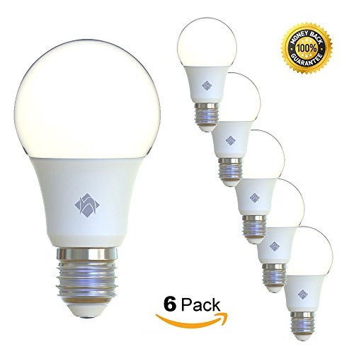 Led Bulbs Costs Only Per Year Long Lasting 60 Watt Equivalent Incandescent Light Bulbs