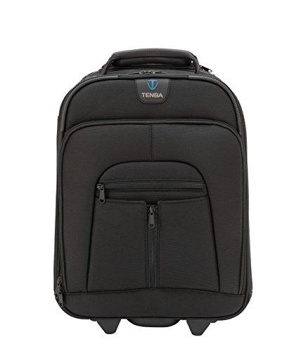 Tenba 638-326 Rolling Case (Black) (Wheeling Laptop Bag compare prices)