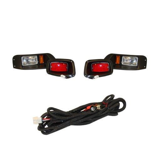 Pro-Fit Pf10102 Dual Cut-In Headlight Kit For Txt Golf Carts