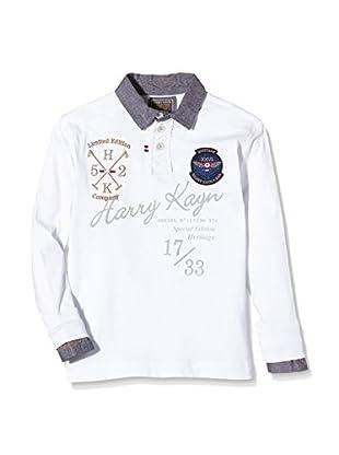 Harry Kayn Polo Ecazbi/3-8/Df (Blanco)