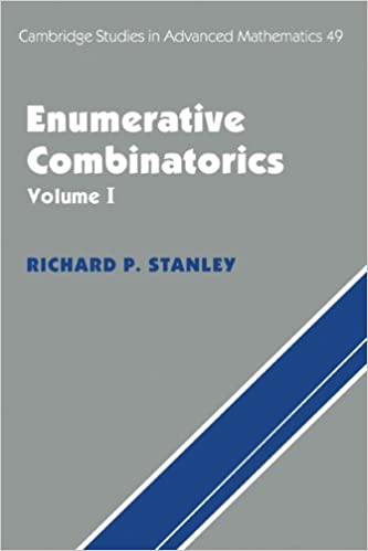 Enumerative Combinatorics: Volume 1: v. 1 (Cambridge Studies in Advanced Mathematics)