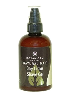 Best Cheap Deal for BOTANICAL SKIN WORKS Men's Bay Lime Shave Gel by BOTANICAL SKIN WORKS - Free 2 Day Shipping Available