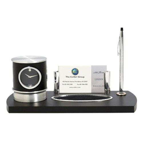 Movado Multi Function Desk Clock