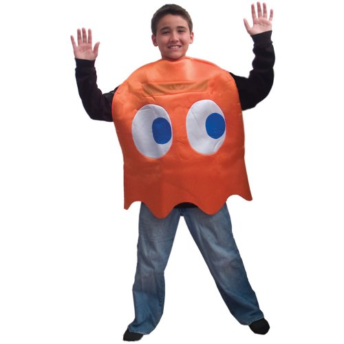 Pac-Man Clyde Deluxe Child Costume