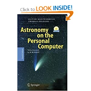 Buku Astronomi   Astronomy on the Personal Computer