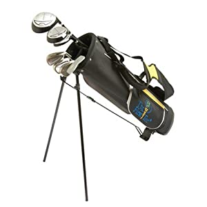 8-Piece Junior Golf Set W bag Lh by DELTA GOLF
