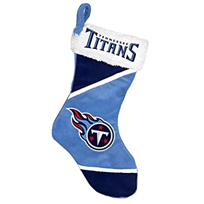 NFL Tennessee Titans 2014 Colorblock Stocking, Blue