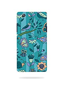 alDivo Premium Quality Printed Mobile Back Cover For Oppo Neo 5 / Oppo Neo 5 Back Case Cover (KT087)