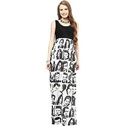 Mamacouture Multi color Cotton Dress for Women