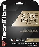 テクニファイバー(Tecnifibre) X-ONE BIPHASE ゲージ1.24mm ナチュラル TFg901