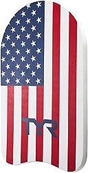 TYR Kickboard USA (Red/Navy)