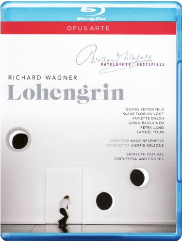 Wagner: Lohengrin [Blu-ray] (Wagner Nelsons compare prices)