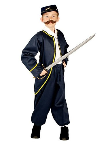 Kids Union Soldier Costume
