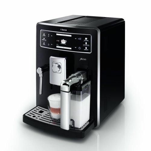 Saeco Xelsis SLX 5870 BK  Kaffee-/Espressovollautomat schwarz thumbnail