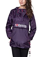 Geographical Norway Chaqueta Impermeable Choupa (Morado)
